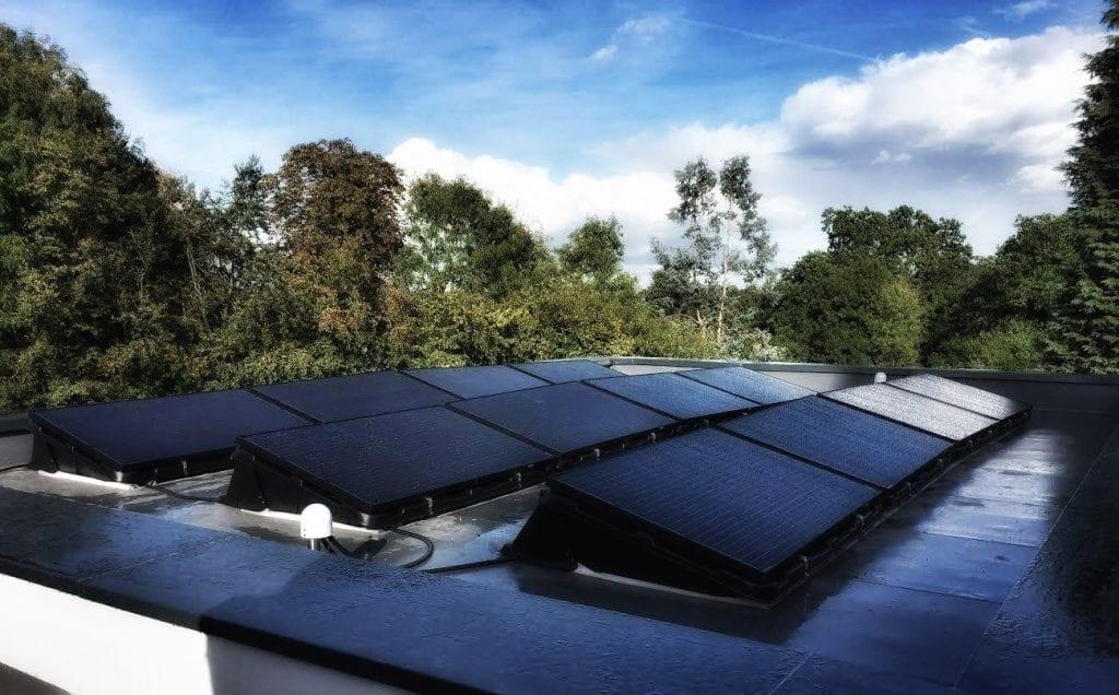 Solar panels horsham