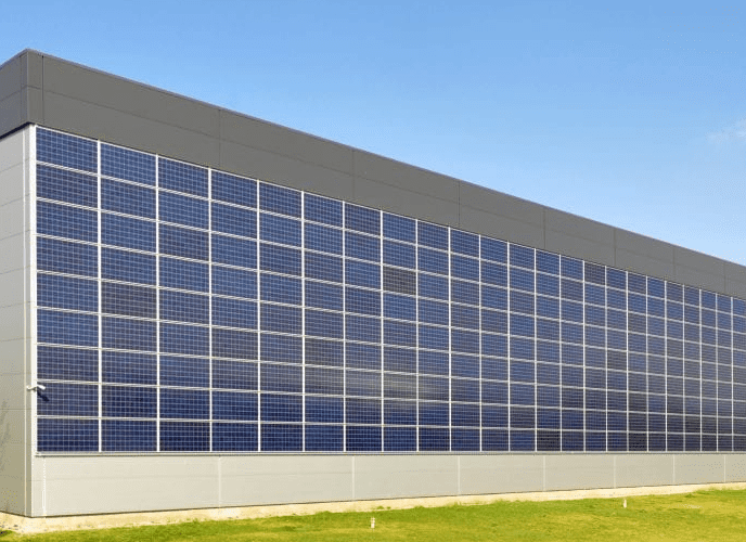 Building intergrated solar photovoltacis