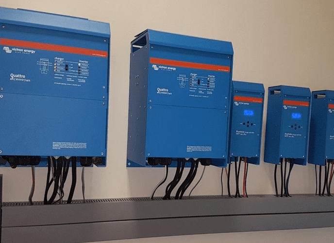 battery storage for homes, Hybrid Battery Storage Systems